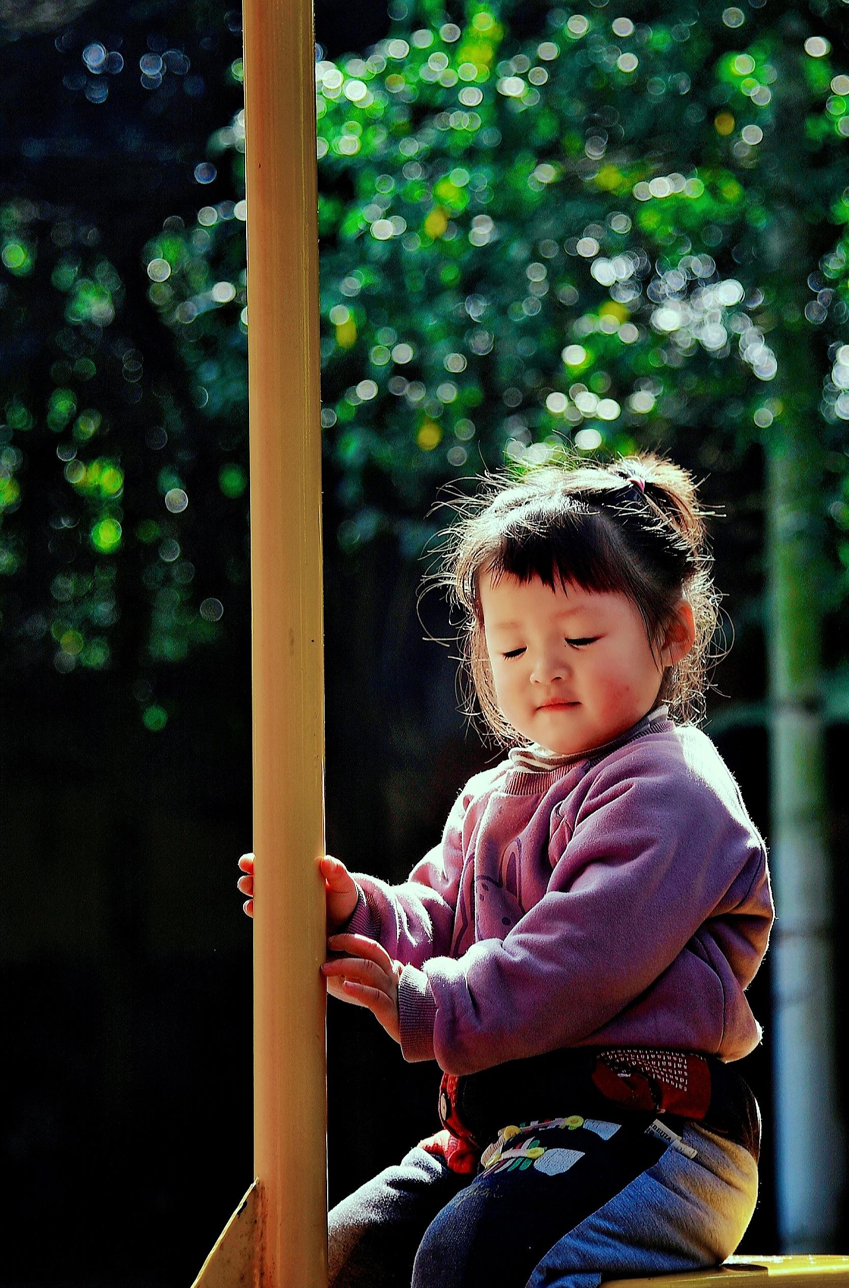 湖南常德-湘情 《享受春日阳光》 Nikon.jpg